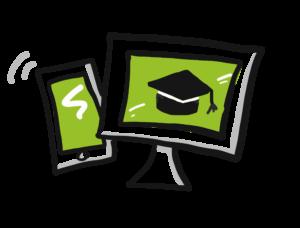 e-learning; webinar thuiswerken herkennen van stress medewerkers